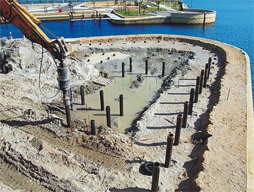 Pile Foundations Work Services