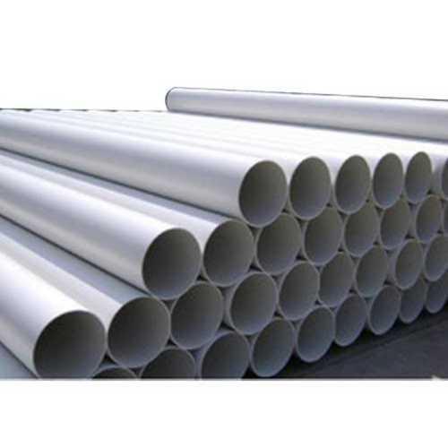 Round Grey PVC Pipes