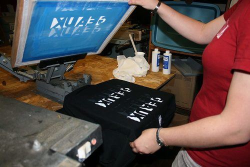 T-Shirt Printing And Stitching Services