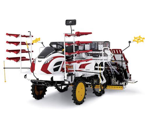 Yanmar Rice Planter Ride On Type