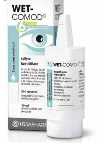 10ml Wet-Comod Eye Drop