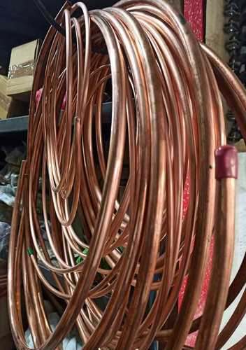 Copper Pipe For Ac Fitting At Price 500 Inr Square Meter In New Delhi Goyal Trading Company