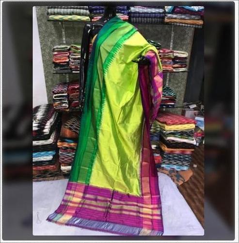 Designer Ikkat Silk Dupatta