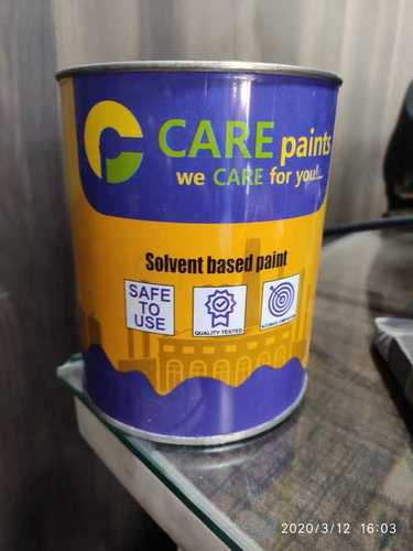 Eco Friendly Solvent Based Paint