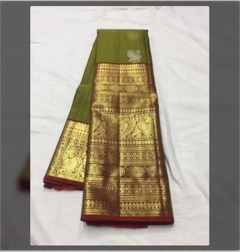 Exquisite Design Kanchipuram Silk Sarees