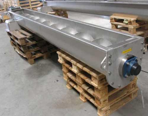 Industrial Horizontal Screw Conveyor