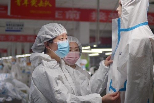Medical Disposable Protective Coveralls