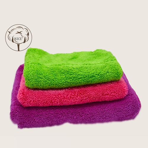 Multi Color Plain Coralline Floor Cloth