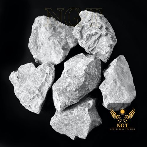 Natural White Dolomite Lumps