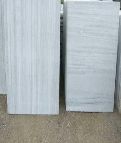 Rectangular White Marble Slabs