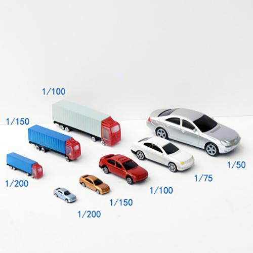 Sand Table Model Material - Model Car