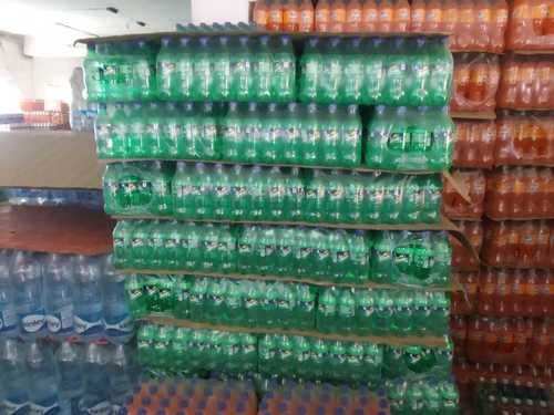 Soft Drinks In Plastic Bottle Packaging: Can (Tinned)