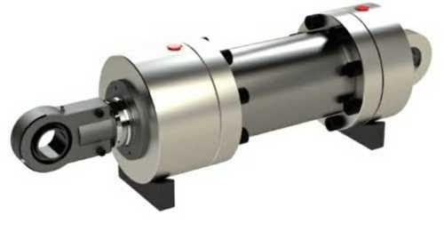 Sturdy Design Bolted Hydraulic Cylinder