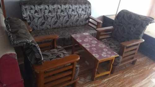 Termite Proof Wooden Sofa Set