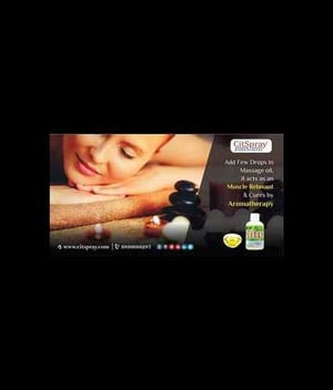 Aroma Therapy Oil