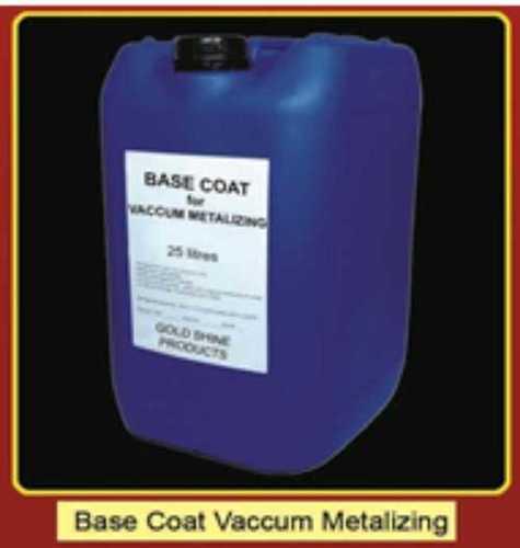 Base Coat Lacquer For Vacuum Metallising