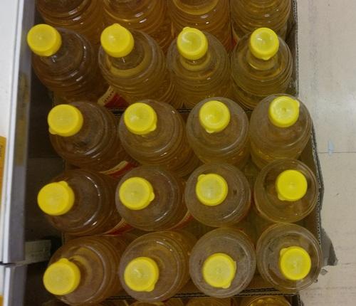 Common Refined Sunflower Oil