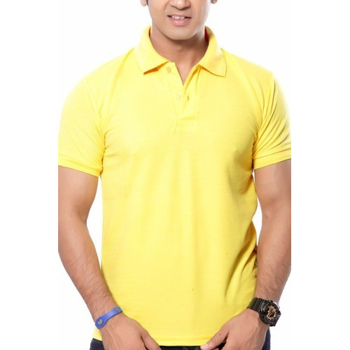 Cotton Metty Polo T-Shirt