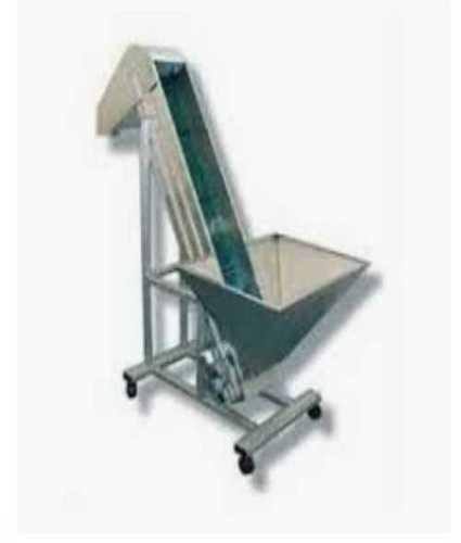 Feeling Conveyor For Industrial Uses