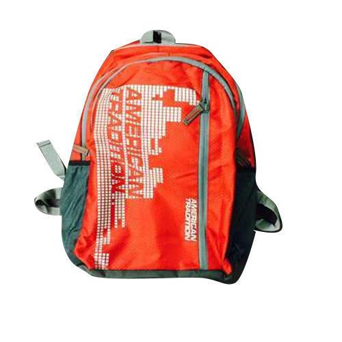 Fine Finish Printed School Bags
