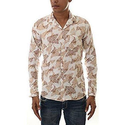 Mens Stylish Cotton Shirt