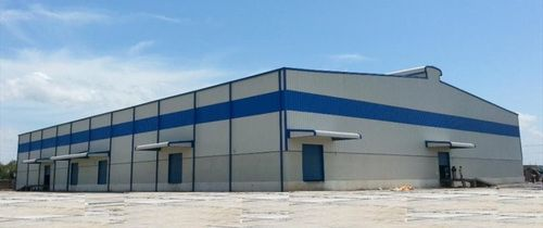 Modular Prefabricated Factory Shed
