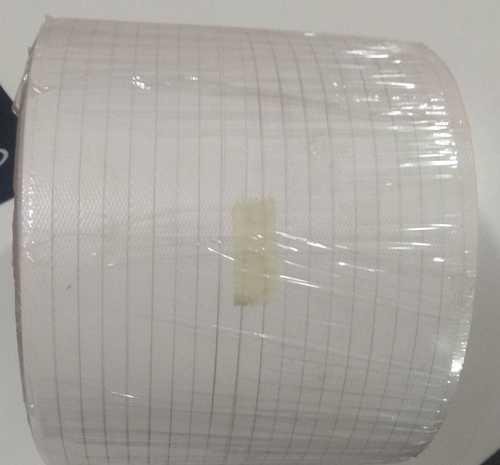 PP Plain White Box Straps