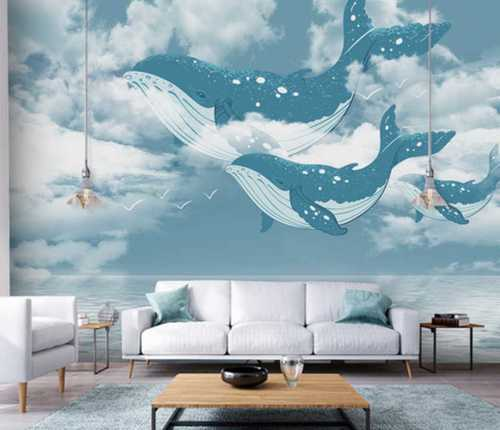 Precisely Designed Decorative Wallpapers