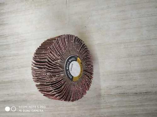 Round Abrasive Flap Wheel