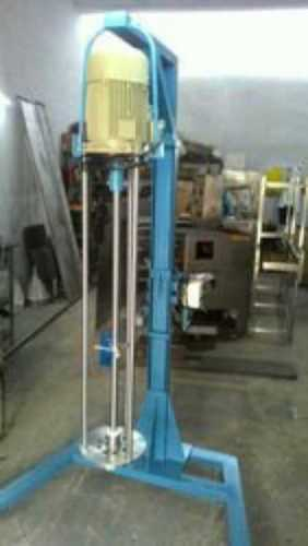 Single Phase Stirrer Machine