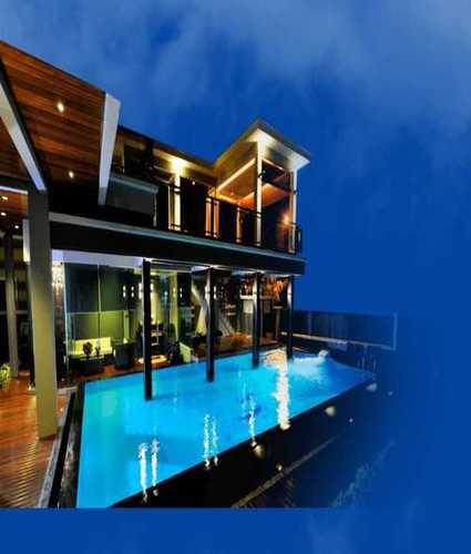 Unique Design Indoor Swimming Pool
