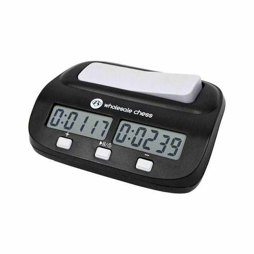Battery Powered Game Clock