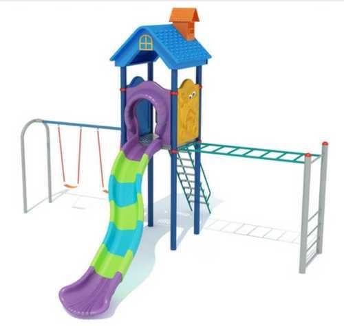 Children Playground Multicolor Slide