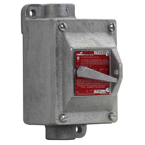 Enclosed Electrical Motor Starter