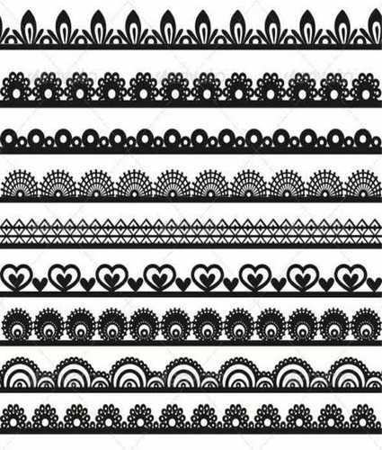 Fine Finish Embroidery Lace