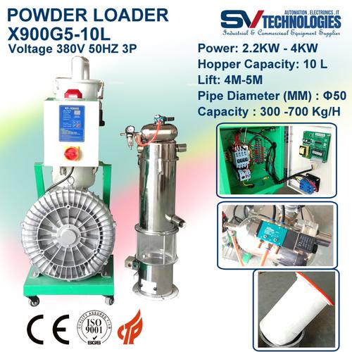 Hopper Powder Loader SVX900G5-10L
