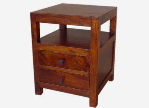 Square Shape Bed Side Table