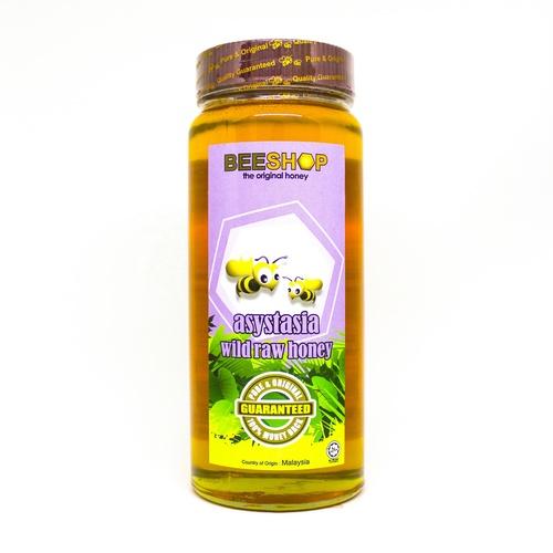 Asytasia Wild Raw Honey
