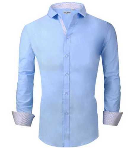Blue Color Formal Shirt