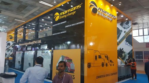 Exhibition Booth Construction Services