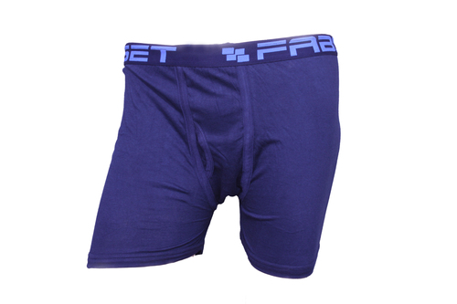 Fabset Men's Underwear Navy Blue