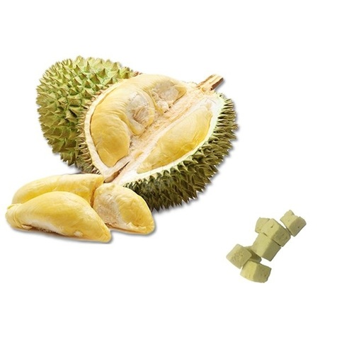 Frozen Durian Fruit With Rich Flavor