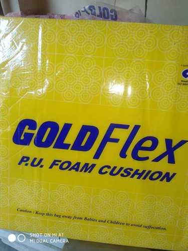 Gold Flex PU Form Cushion