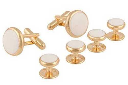 Golden Color Kurta Button