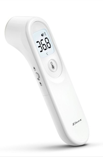 Infrared Thermometer for Body Temperature Measurement