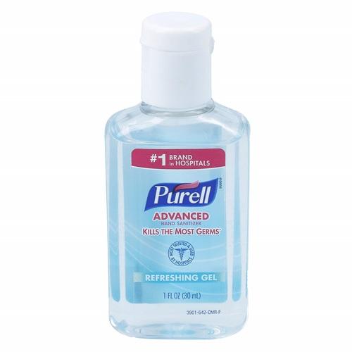 Natural Refreshing Sanitizer Gel