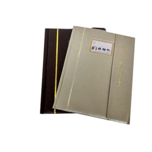 Printed Executive File Folder