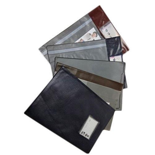 Satin L Shape Folder