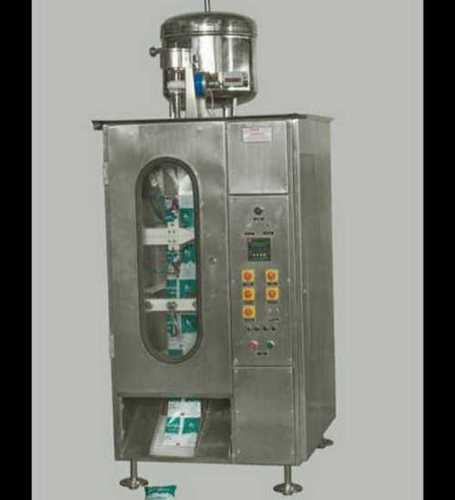 Semi Automatic Milk Packaging Machine