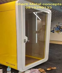 Sound Proof Phone Booth